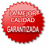 Mejor calidad garantizada