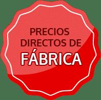 Precios directos de fábrica